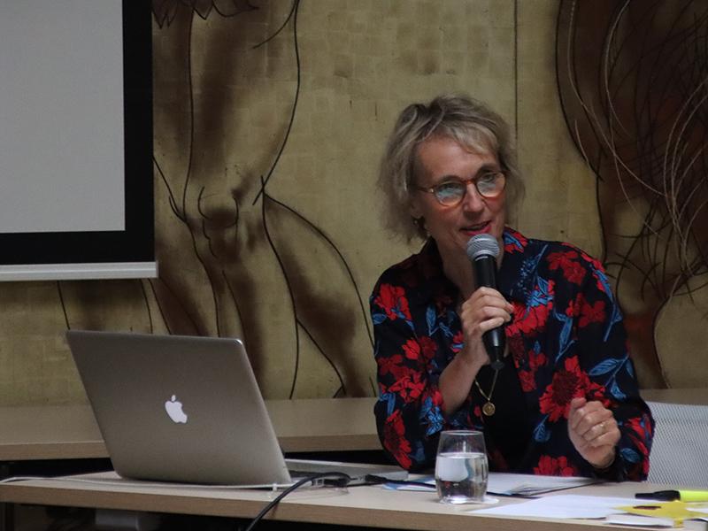 Conférence de Mme Catherine GFELLER