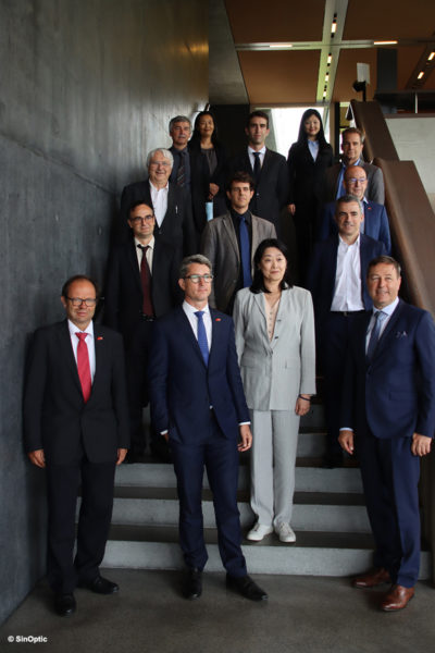 The 2nd Sino-Swiss Sustainability Forum - Photo de groupe