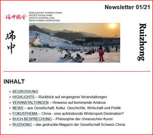 Newsletter - 01/2021