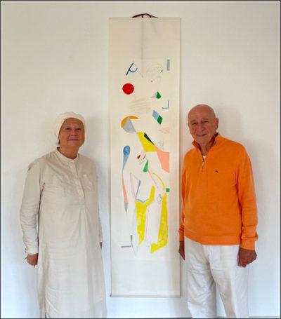 Sylvia Meister und Giorgio Hoch